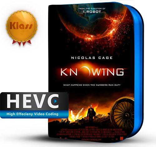 Knowing (2009) 1080p BDRip HEVC-10Bits Dual Audio Latino - Inglés [Subt.Esp] ( Extraterrestres. Fin del mundo )