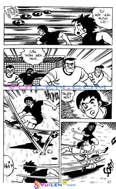 Jindodinho - Đường Dẫn Đến Khung Thành III Tập 30 page 37 Congtruyen24h
