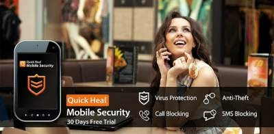 Quick Heal Mobile Security Free Download | Full Version