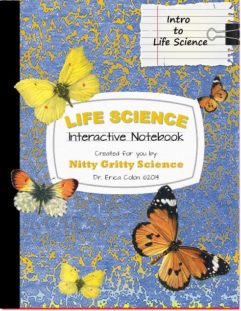 https://www.teacherspayteachers.com/Product/Life-Science-Interactive-Notebook-Intro-to-Life-Science-1399727
