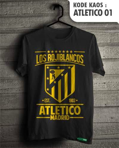 kaos distro atletico madrid