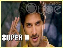 "Facebook comment image - ""Super"" - Dulqar Salman"