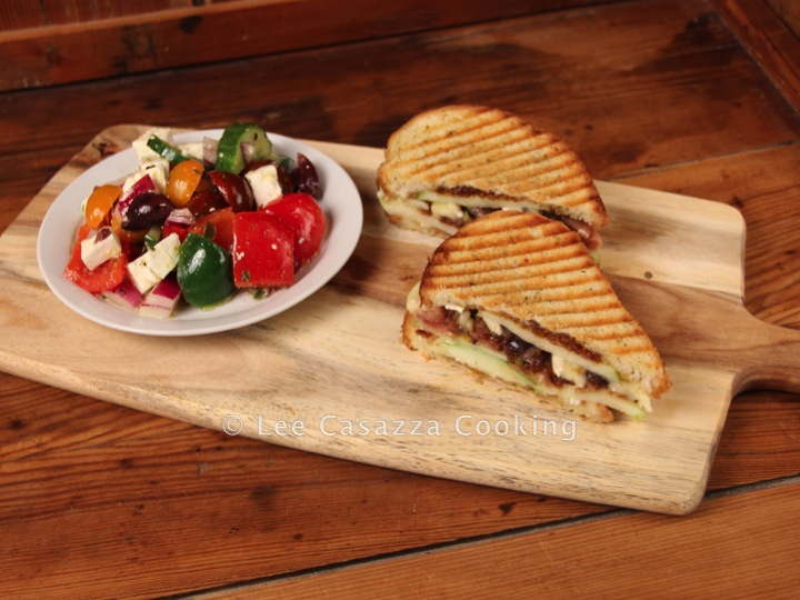 Big Mamma's Italian American Cooking: BRIE, FIG ...