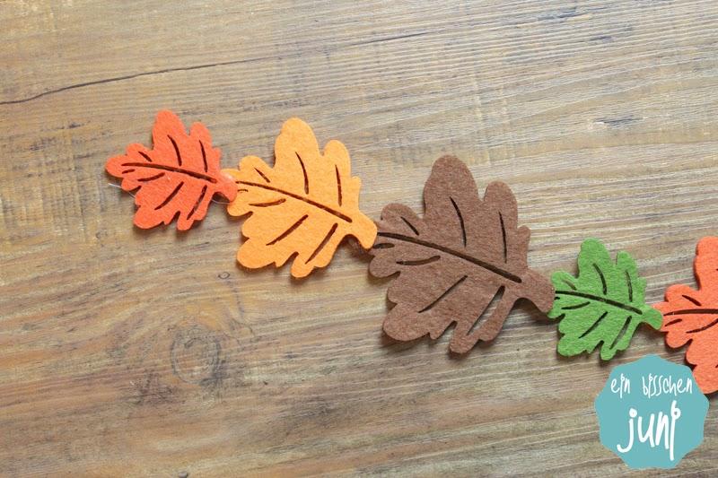 Blätter Laub