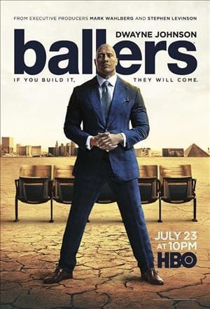 Série Ballers - 3ª Temporada 2017 Torrent