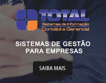 TOTAL - Sistema de Informação Contábil e Gerencial