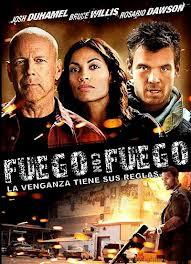 Ver Fuego Con Fuego 2012 Online Gratis