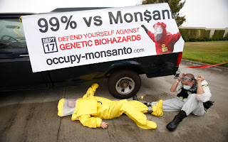 US Government Lobbying for Monsanto - Wikileaks - 99 % vs Monsanto - Defend yourself Against Genetic Bionhazards - Protesters against Genetically Modified Organisms (GMO) - Oxnard, California