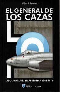 """Libro """"El General de los Cazas"""""""