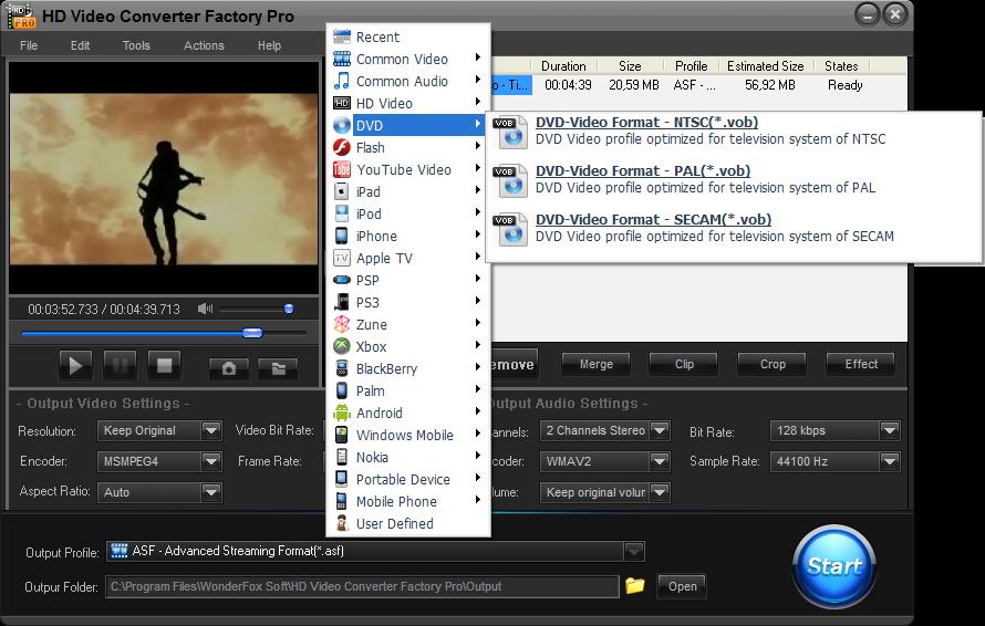 Wonderfox hd video converter factory pro v6 0 crack