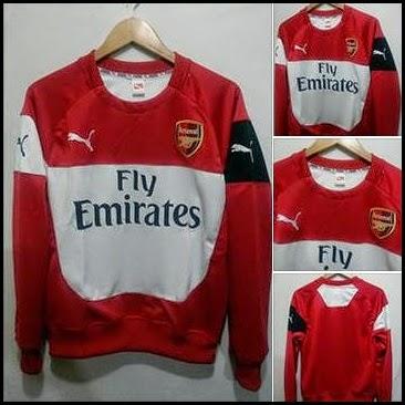 Sweater GO Arsenal Merah Puma