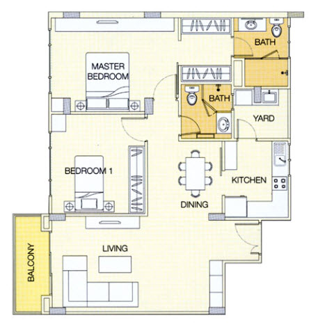 Floor Plan Feng Shui August 2015
