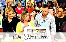Guest on The Chew