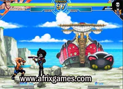 Download Games One Piece Colloseum Mugen Full Version