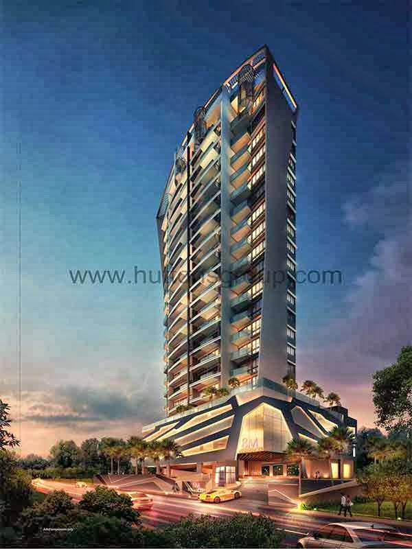 8M Residences Freehold Condominium