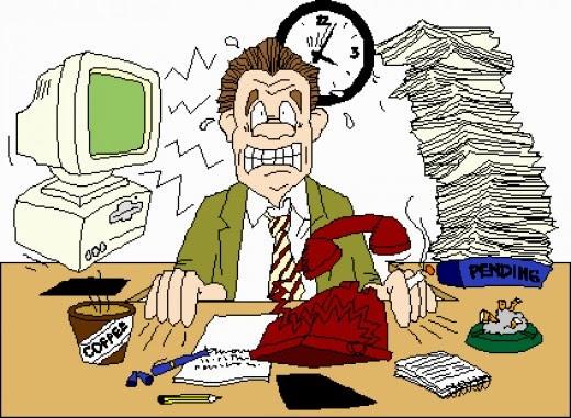 Inilah Rahasia Hilangkan Stres Dalam 5 Menit