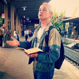 Il Predicatore a Porta San Paolo