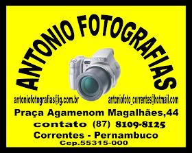 ANTONIO FOTOGRAFIAS