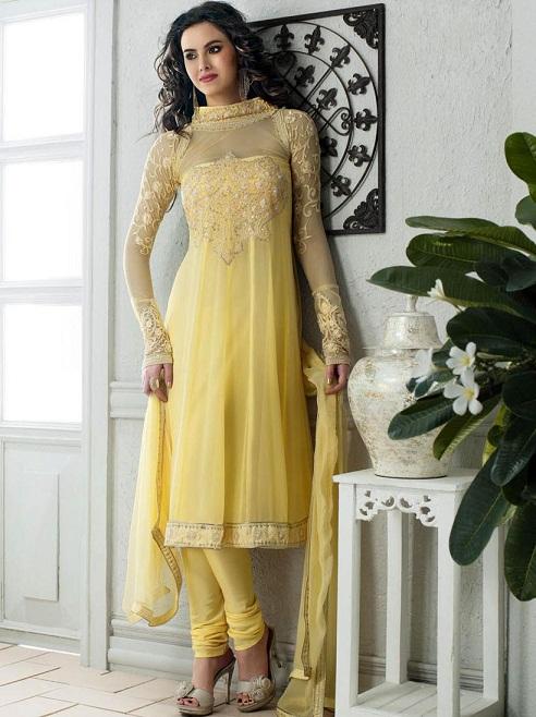 Dress Neck Design
