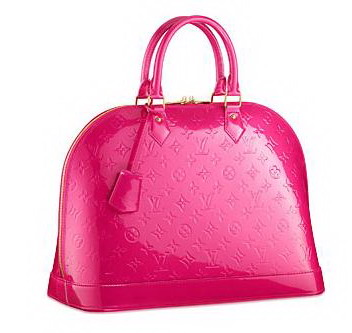 Passion for pink pink purses for Louis vuitton miroir replica