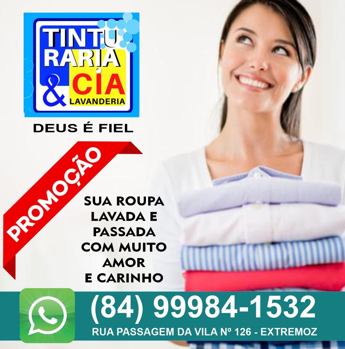 LAVANDERIA CIA - EXTREMOZ