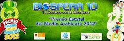 Premio Estatal del Medio Ambiente 2012