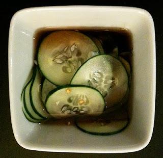 Cocina con Anibal Ensalada tailandesa de pepino