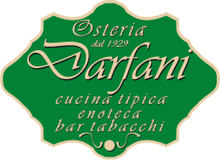Osteria Darfani - cucina tipica, enoteca