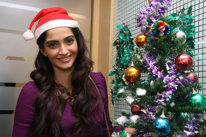 Sonam Kapoor Photoshoot for Christmas Event movie photos