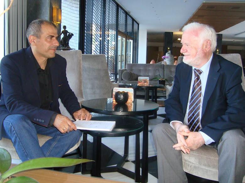 ΜΑΪΟΣ 2016 - Συνέντευξη - σοκ για διατροφικές βόμβες