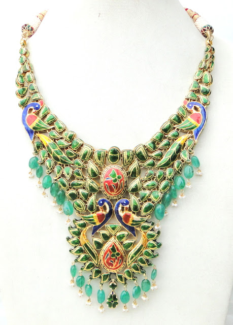 latest kundan jewellery designs