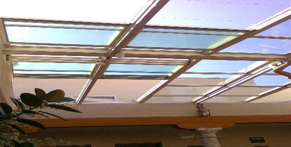 Cerramiento de patios interiores cheap cerramiento de patios interiores with cerramiento de - Cubiertas para patios interiores ...