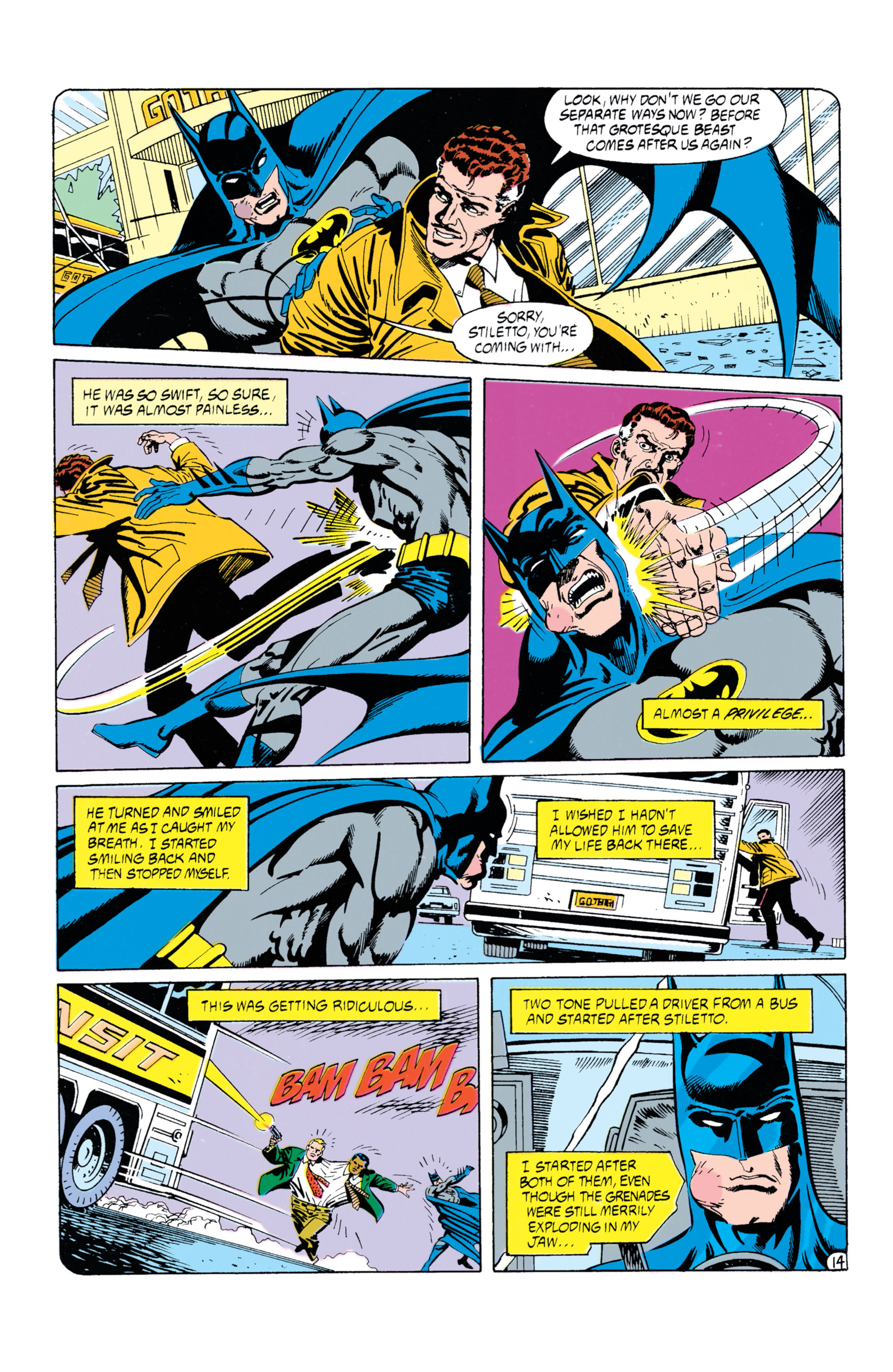 Detective Comics (1937) Issue #630 Page 15