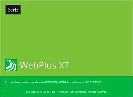 Serif-WebPlus-X7