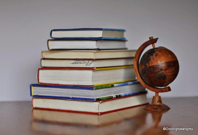 Books, knowledge