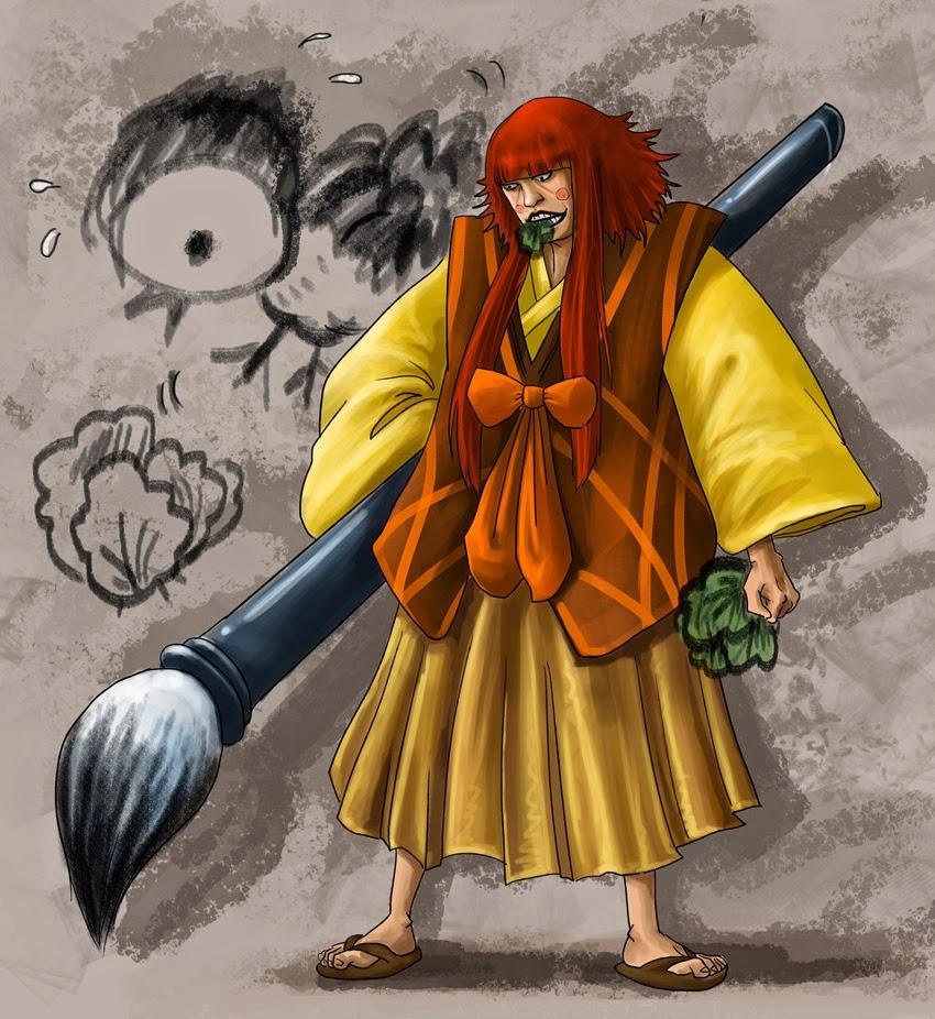 One Piece Chapter 754: Rất vui khi gặp lại cậu 018