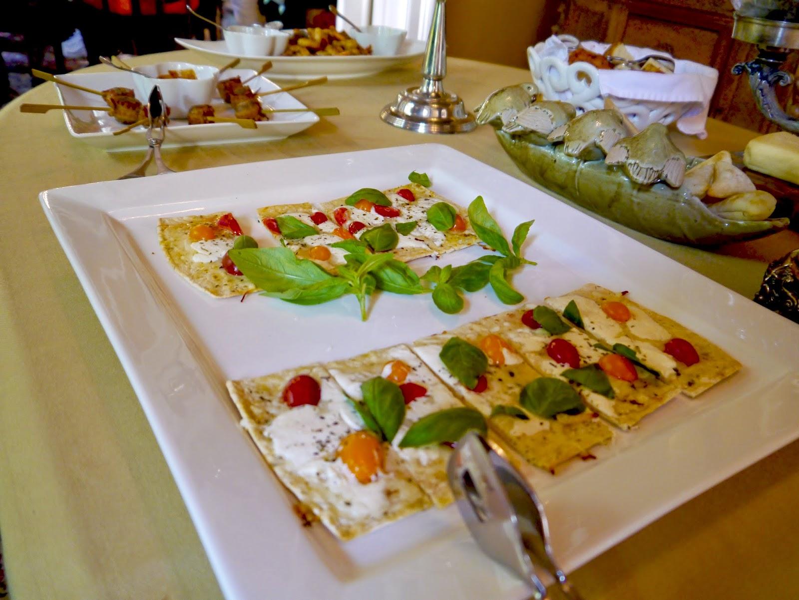 best food in Savannah bed and breakfast inn