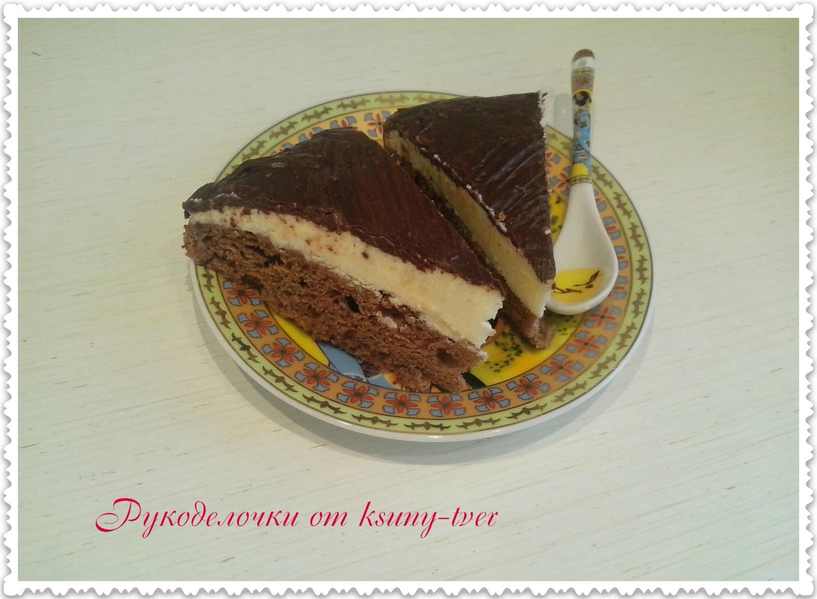 Птичье молоко - торт - рецепт с фото 22