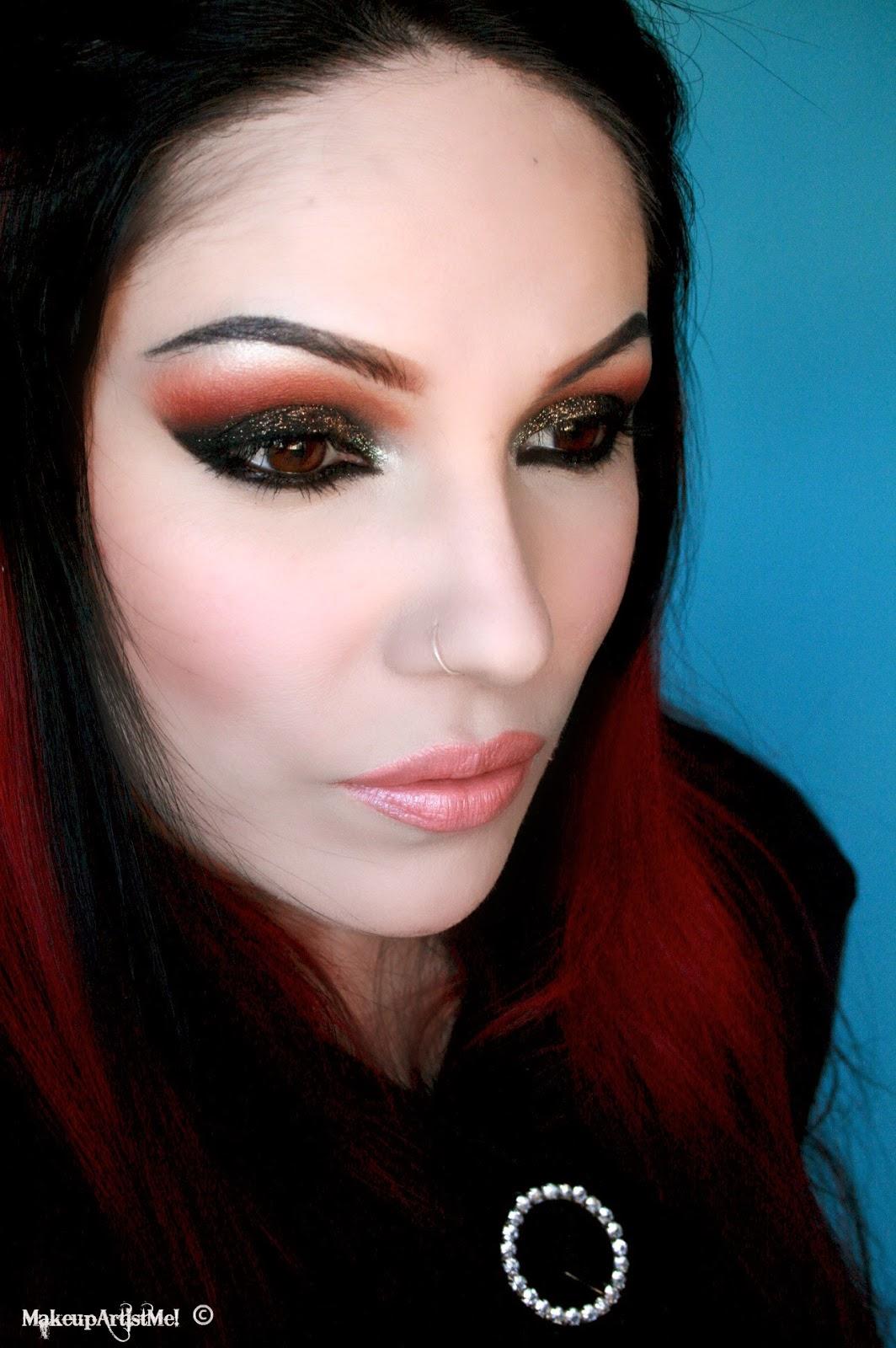 Make Up Artist Me Light The Night Makeup Tutorial
