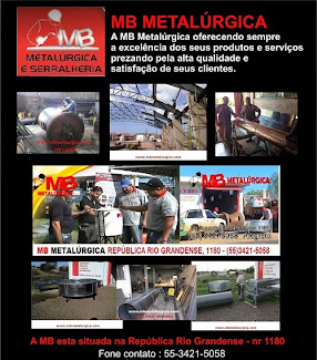 MB Metalurgica e Serralheria em Alegrete-RS