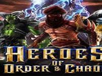 Heroes of Order & Chaos Apk v2.0.1e Full Obb