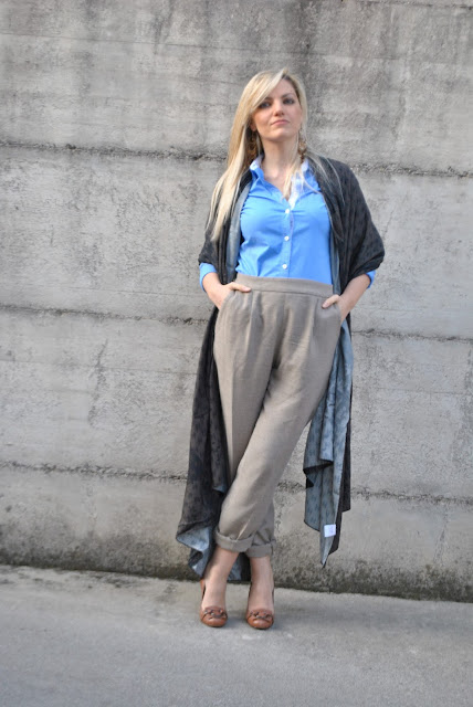 pantaloni maschili con pinces come abbinare i pantaloni maschili mannish style trousers zara pants pantaloni maschili da donna zara blonde girl blonde hair blondie outfit casual invernali outfit da giorno invernale outfit gennaio 2016 january  outfit january 2016 outfits casual winter outfit mariafelicia magno fashion blogger colorblock by felym fashion blog italiani fashion blogger italiane blog di moda blogger italiane di moda fashion blogger bergamo fashion blogger milano fashion bloggers italy italian fashion bloggers influencer italiane italian influencer