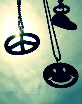 Peace,smile and love...