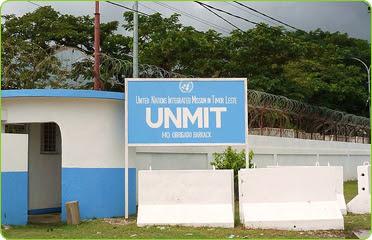 Timor-Leste: UNMIT VAI FOCAR APOIO NA FORMAÇÃO ATÉ AO FINAL DE 2012