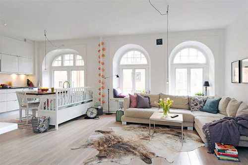 gambar ruang tamu kecil minimalis