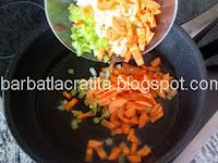 Varza la cuptor preparare reteta
