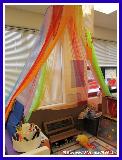 photo of: Reading Center RoundUP via RainbowsWithinReach