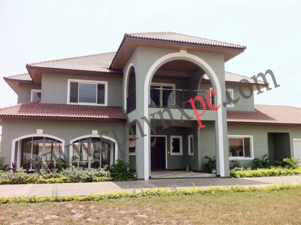 Sphynx 2014 latest new trasacco valley houses for sale for Modern houses in ghana