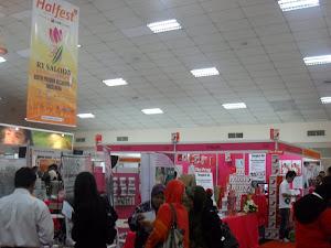 Tongkat Ali Nu-Prep 100 Bersama RY Saloon 'Halfest PWTC 2011'