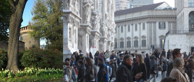 Milan city break from UK